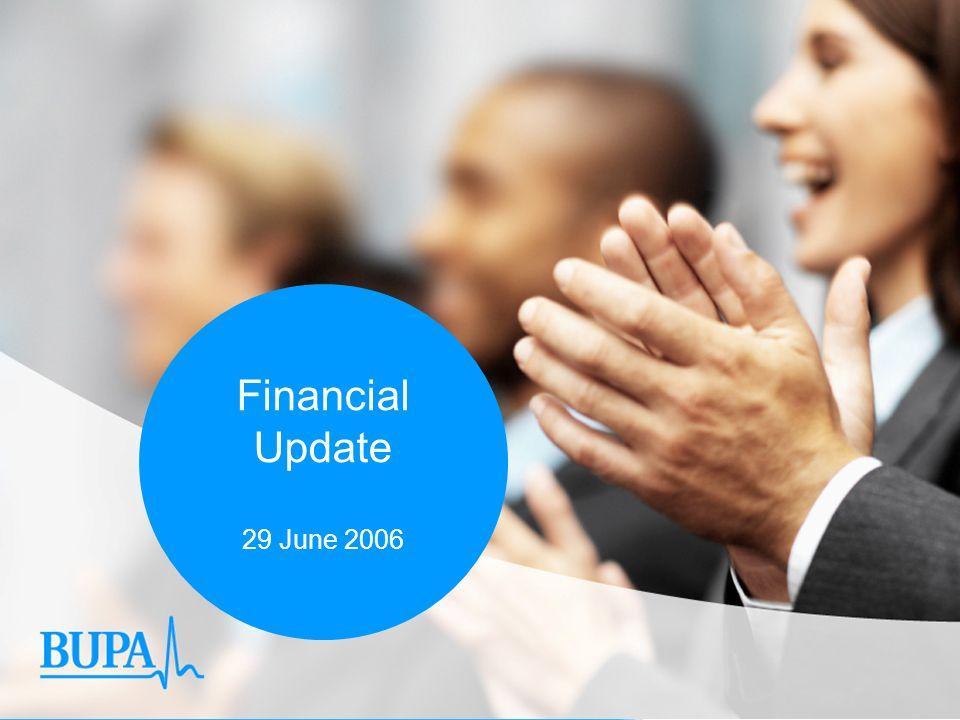 Financial Update 29 June 2006