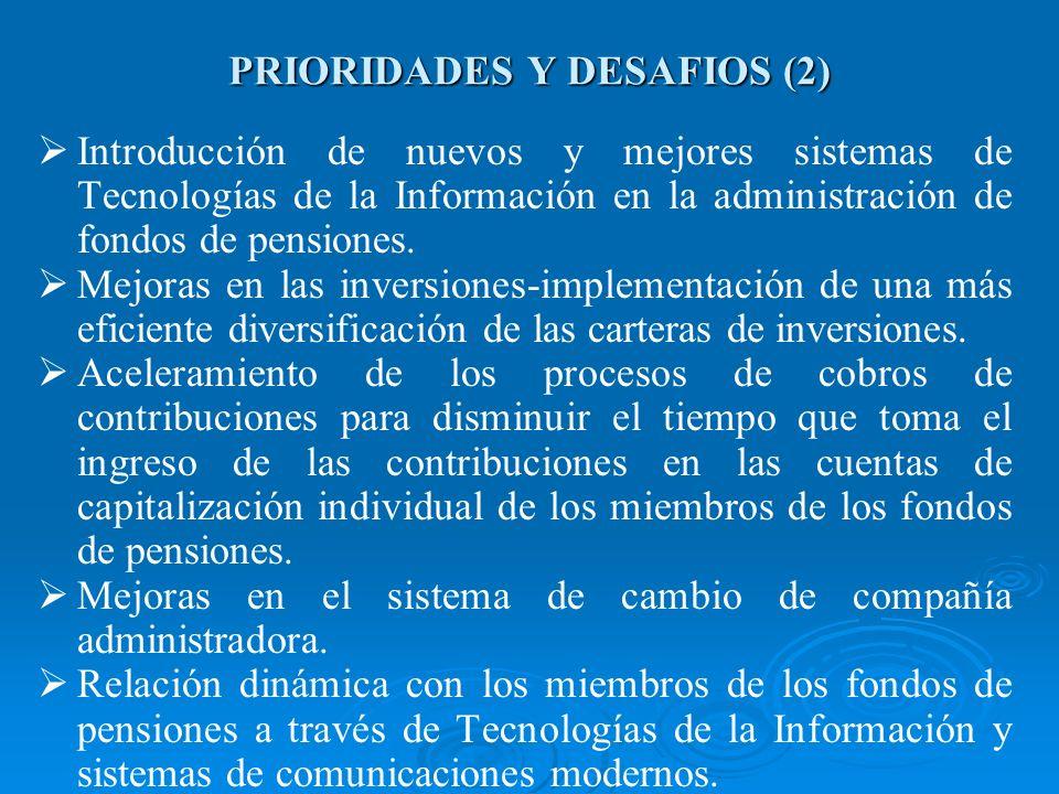PRIORIDADES Y DESAFIOS (2)