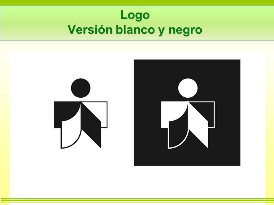 Logo Versión blanco y negro