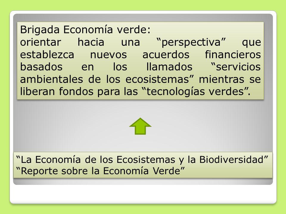 Brigada Economía verde: