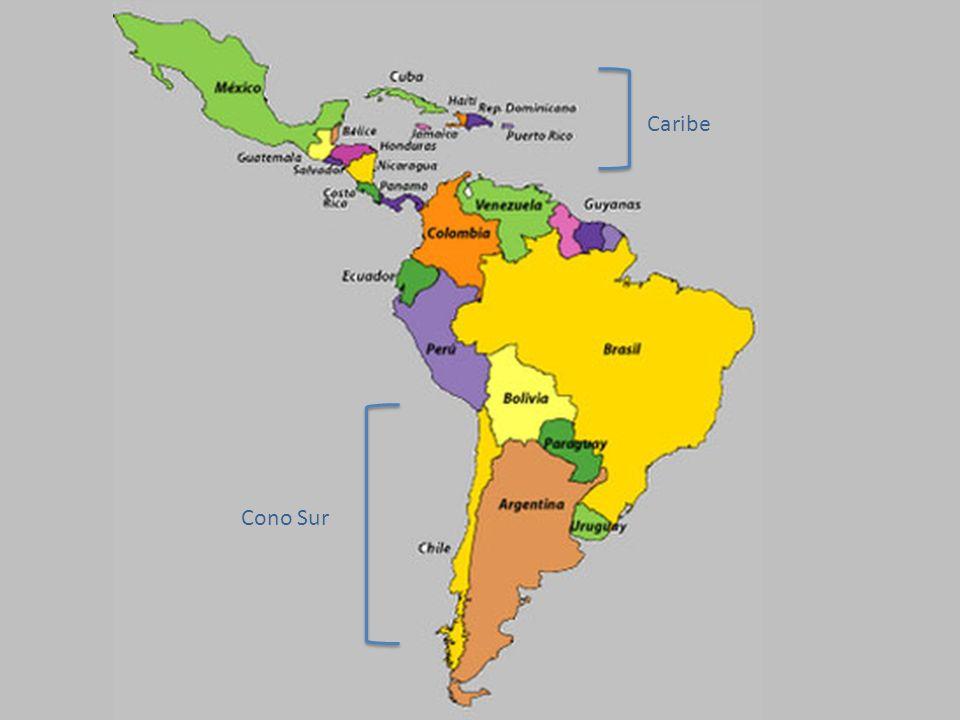 Caribe Cono Sur