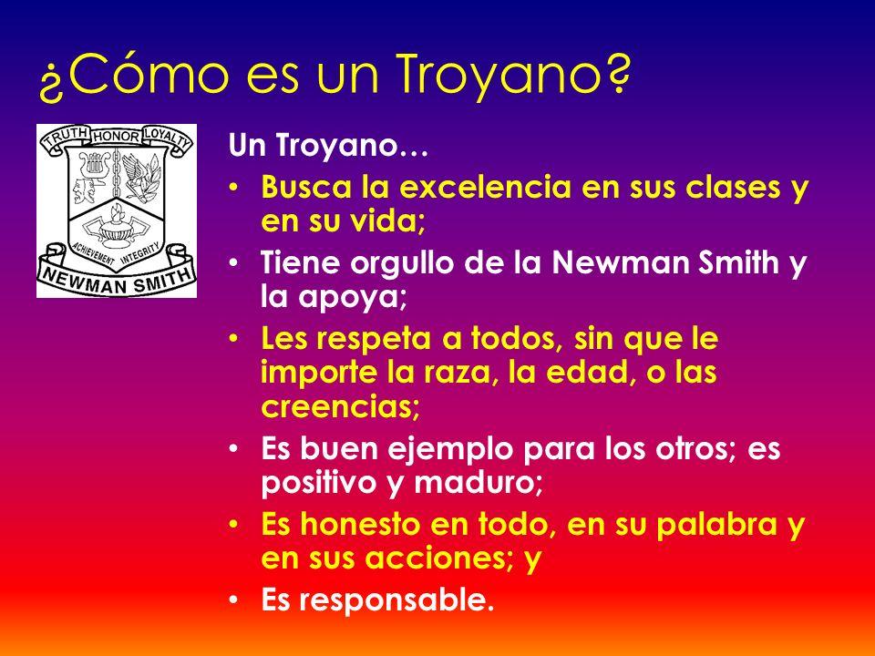 ¿Cómo es un Troyano Un Troyano…