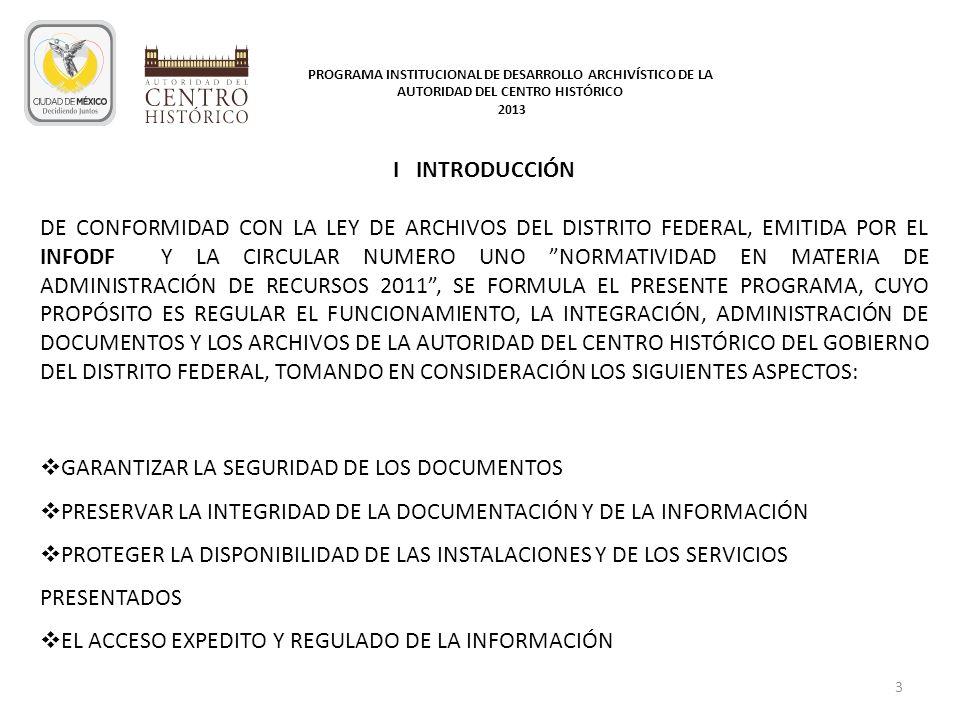 GARANTIZAR LA SEGURIDAD DE LOS DOCUMENTOS