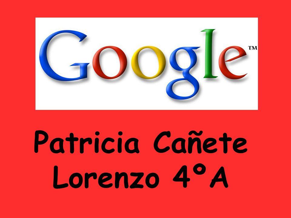 Patricia Cañete Lorenzo 4ºA