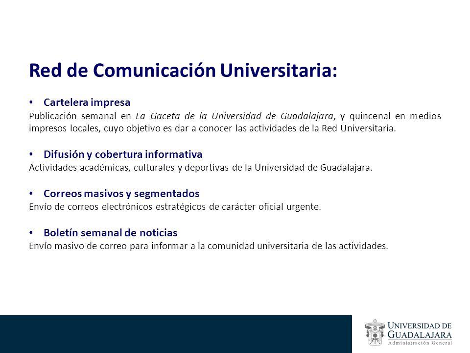 Red de Comunicación Universitaria: