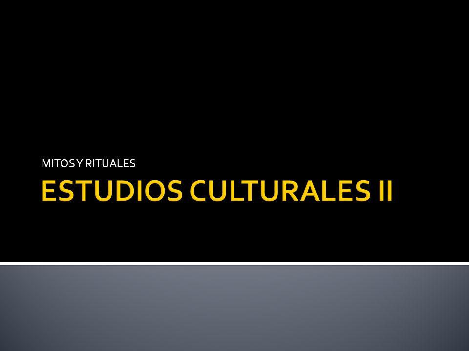ESTUDIOS CULTURALES II