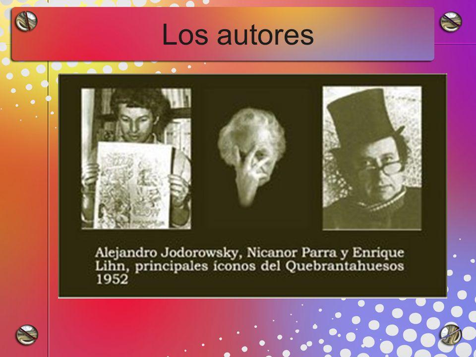 Los autores