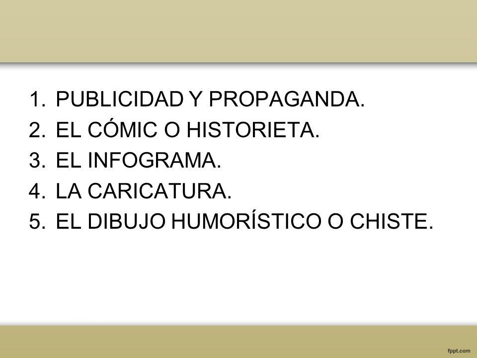 PUBLICIDAD Y PROPAGANDA.