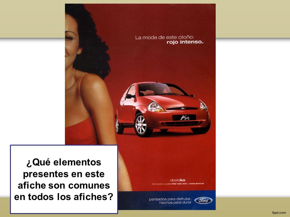 ¿Qué elementos presentes en este afiche son comunes en todos los afiches