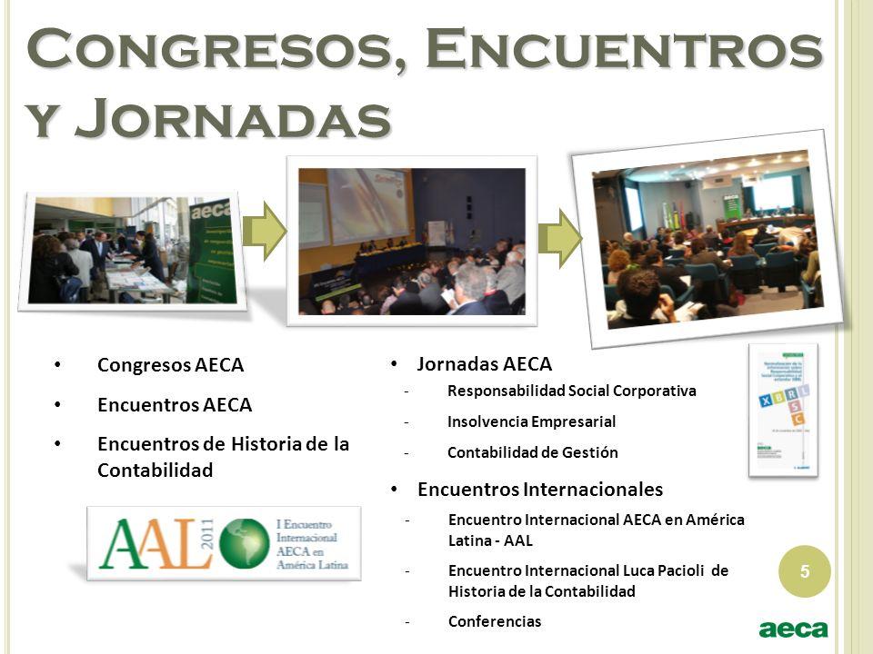 Congresos, Encuentros y Jornadas
