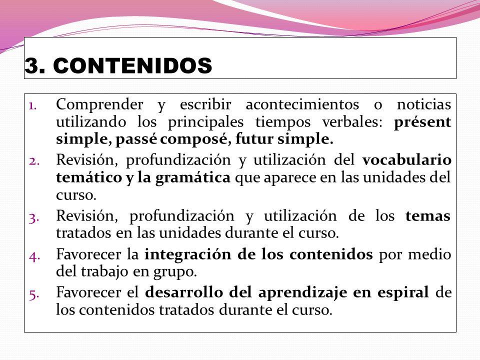3. CONTENIDOS