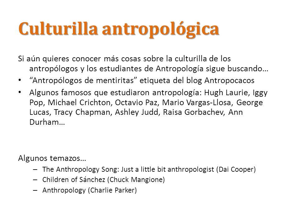 Culturilla antropológica