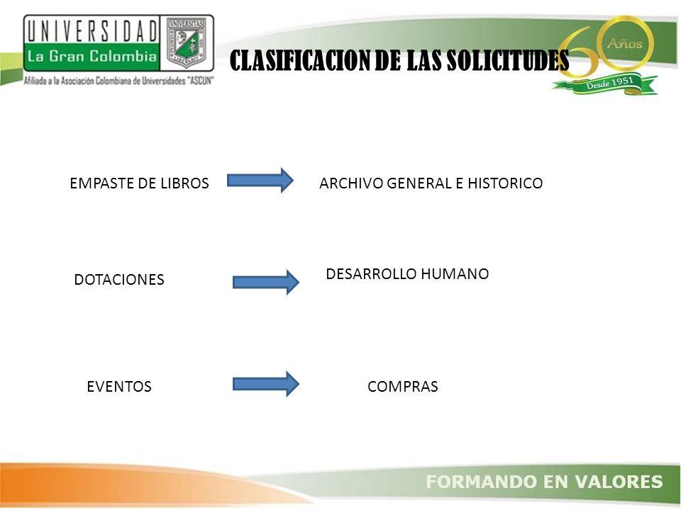 ARCHIVO GENERAL E HISTORICO