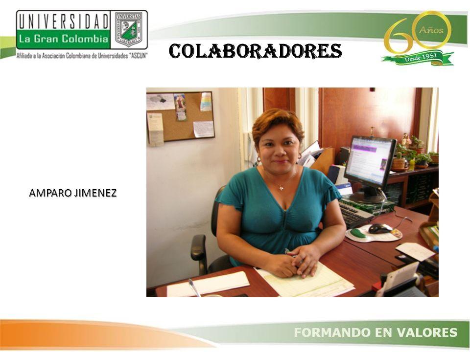 COLABORADORES AMPARO JIMENEZ