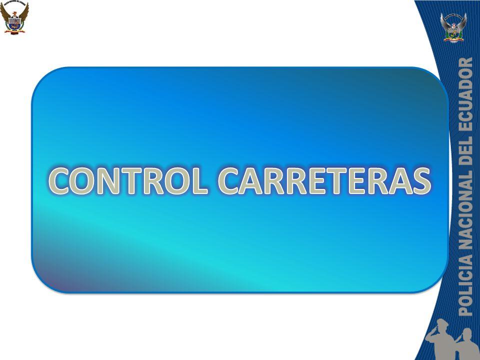 CONTROL CARRETERAS