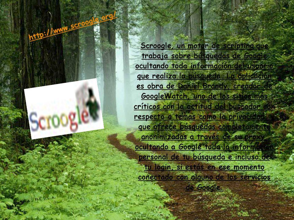 http://www.scroogle.org/