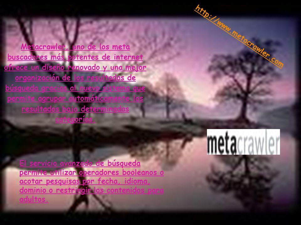 http://www.metacrawler.com
