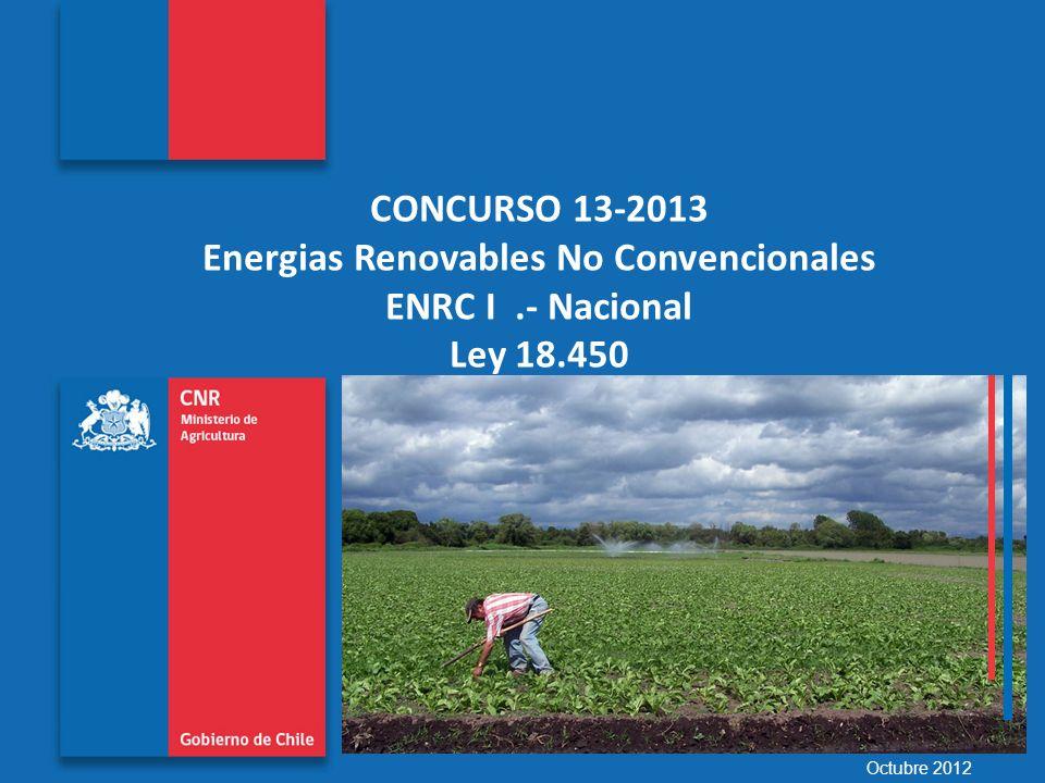 Energias Renovables No Convencionales