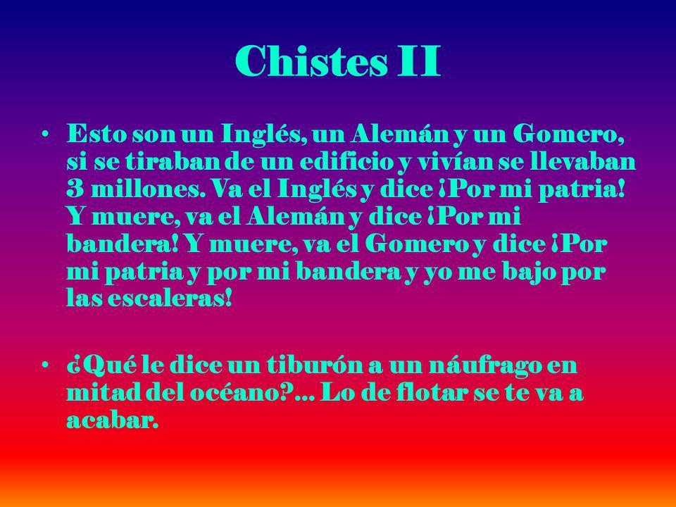 Chistes II