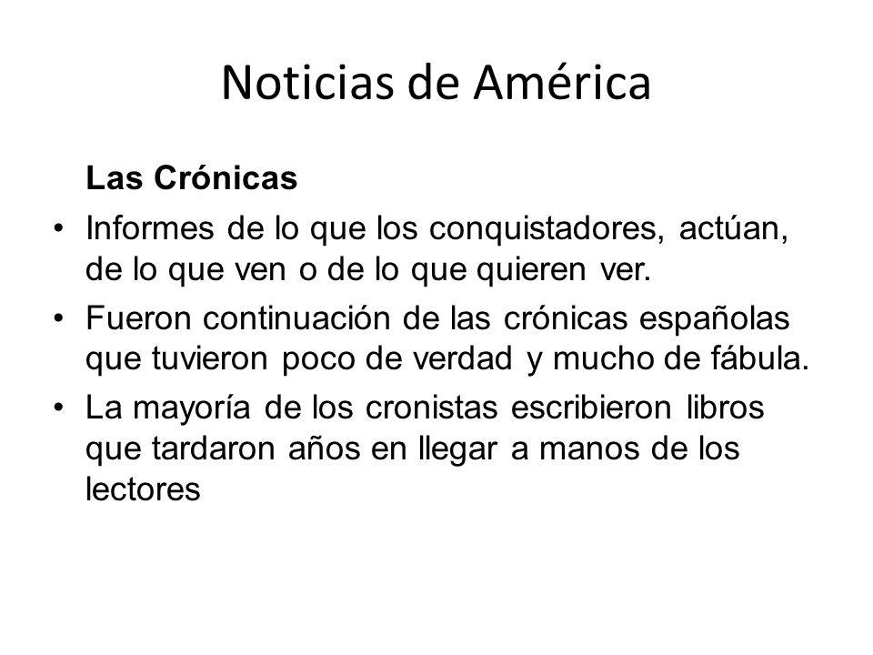 Noticias de América Las Crónicas