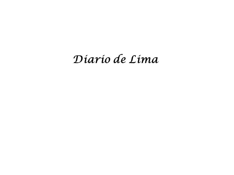 Diario de Lima
