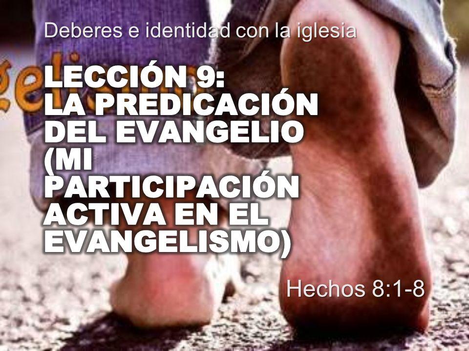 Deberes e identidad con la iglesia