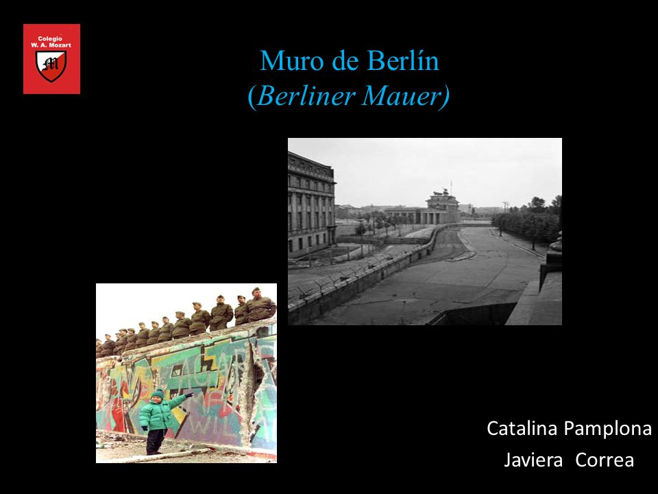 Muro de Berlín (Berliner Mauer)