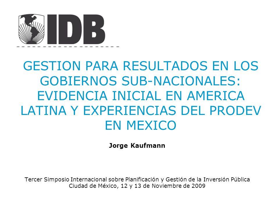 Ciudad de México, 12 y 13 de Noviembre de 2009