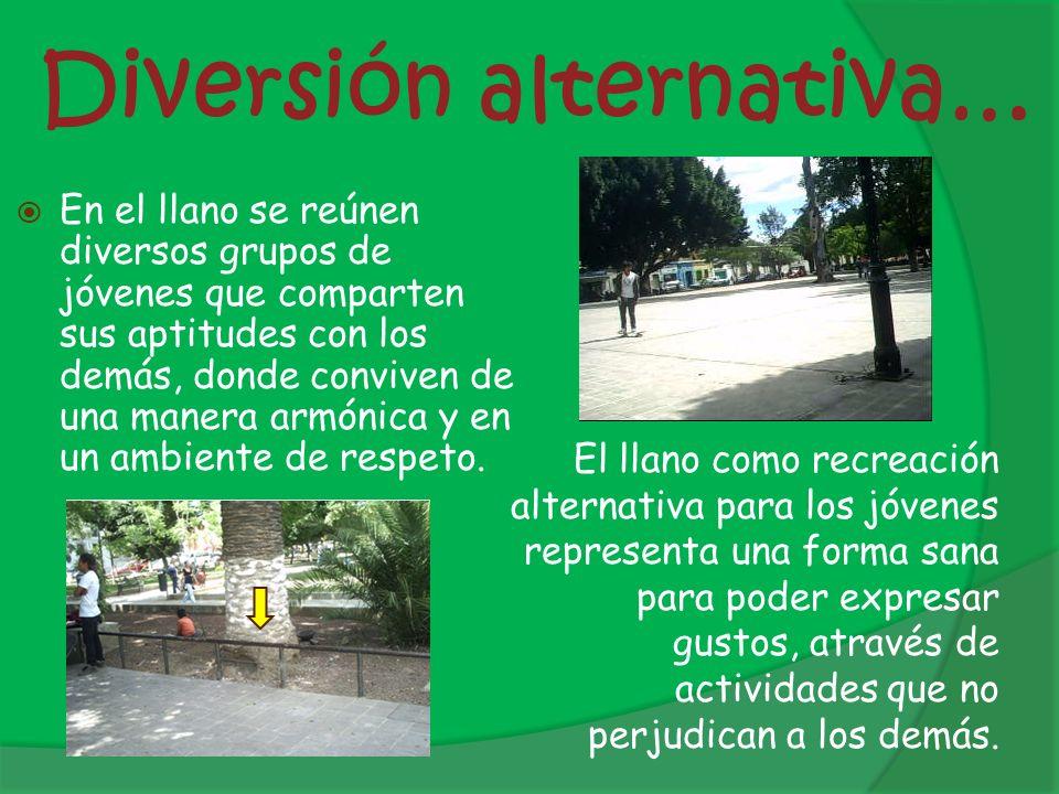 Diversión alternativa…