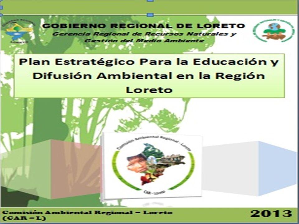 COMISION AMBIENTAL REGIONAL - LORETO