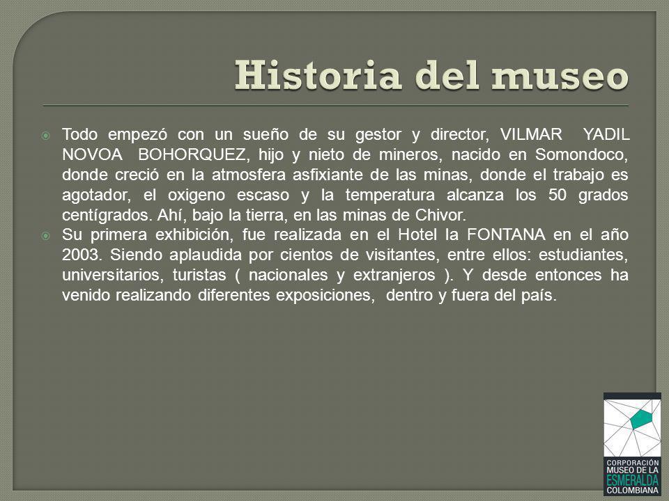 Historia del museo