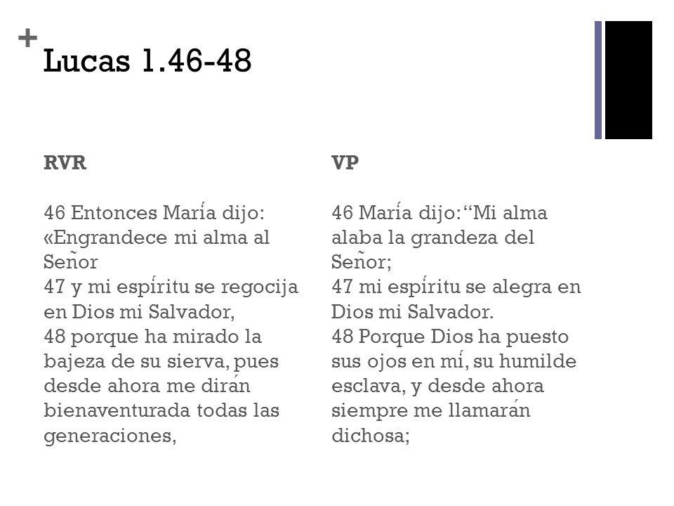 Lucas 1.46-48