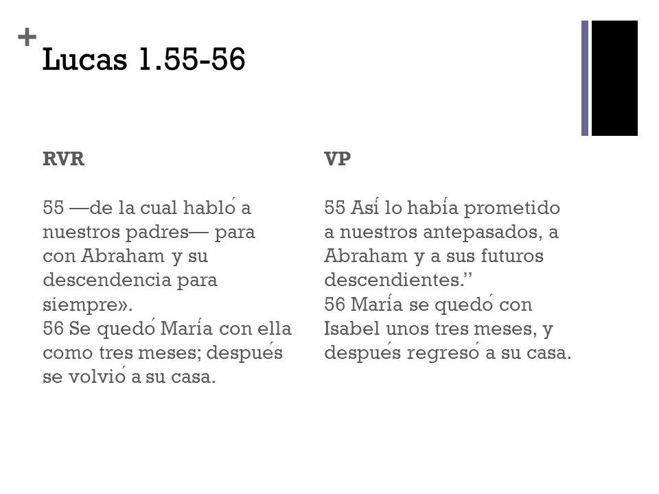 Lucas 1.55-56