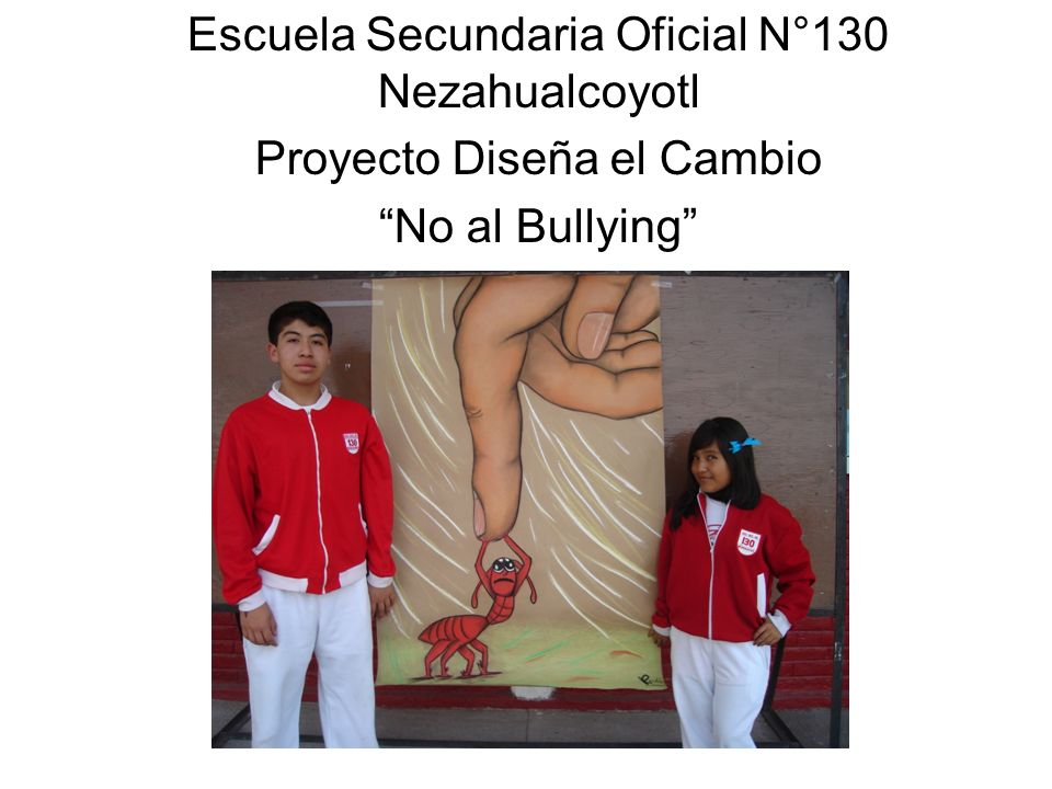 Escuela Secundaria Oficial N°130 Nezahualcoyotl