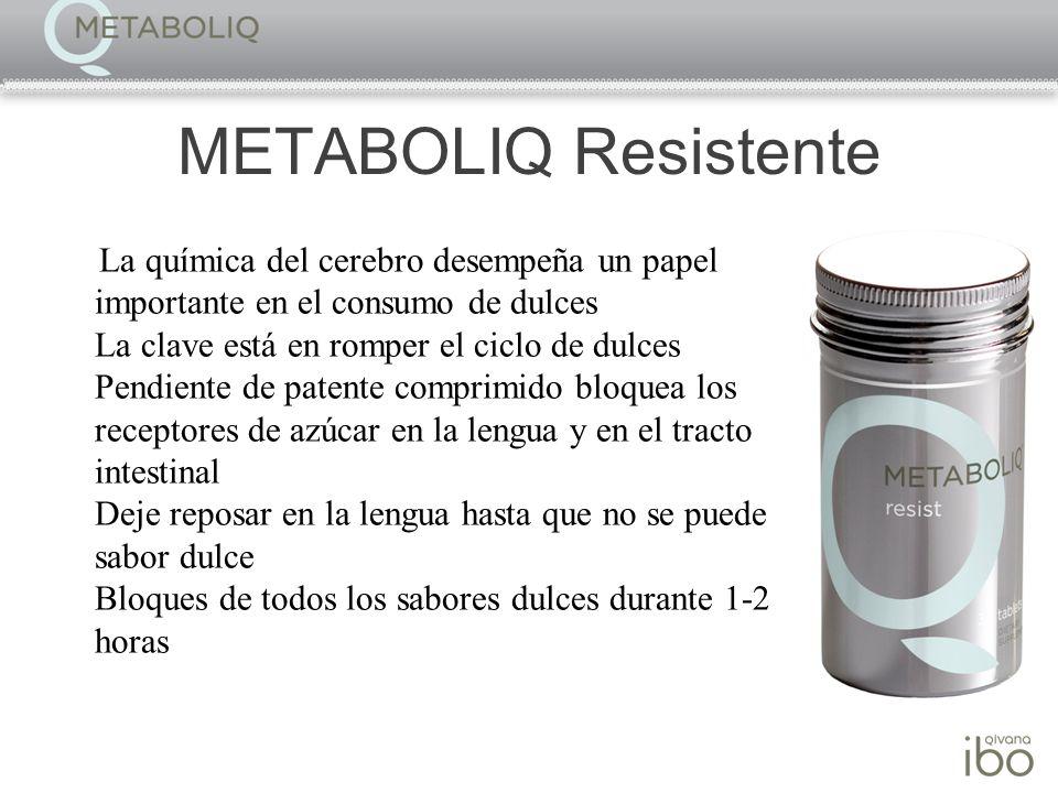 METABOLIQ Resistente