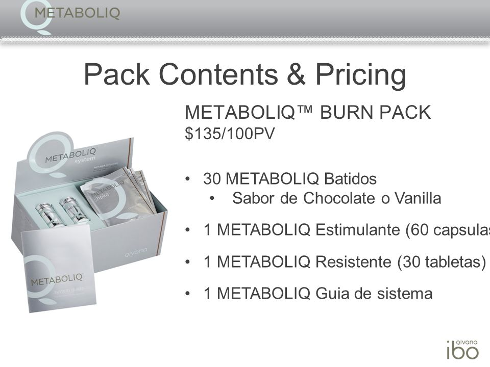 Pack Contents & Pricing