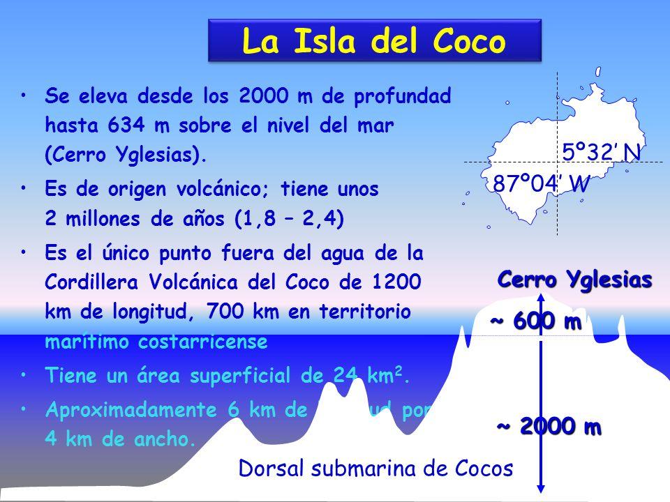 Dorsal submarina de Cocos