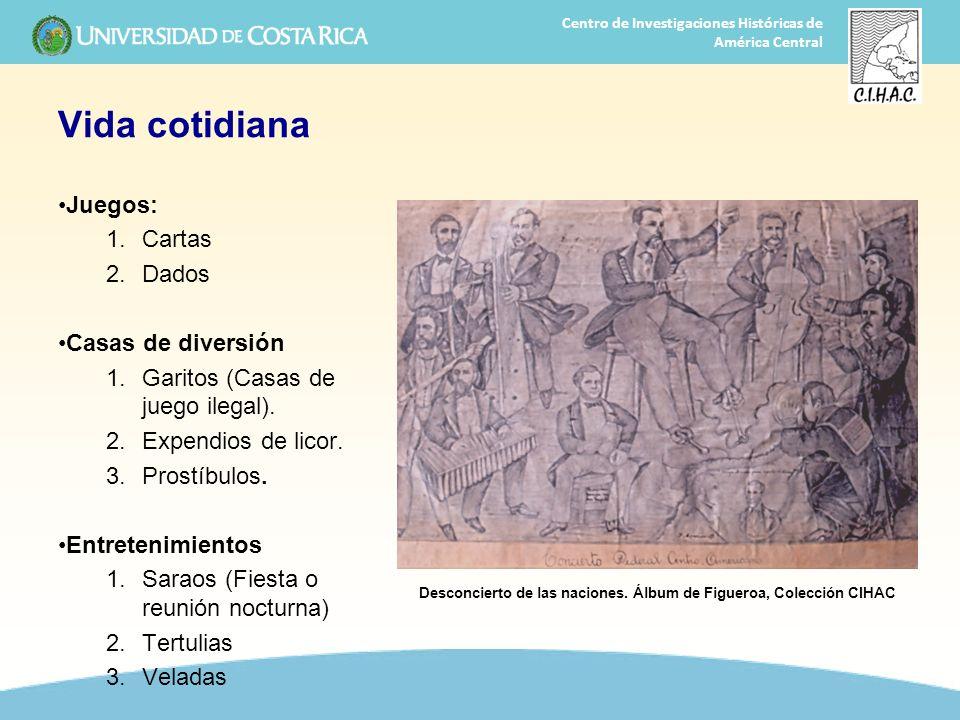 Desconcierto de las naciones. Álbum de Figueroa, Colección CIHAC