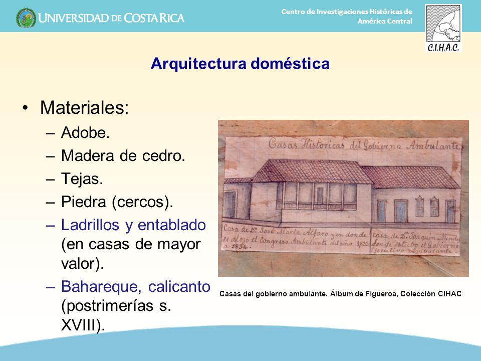 Arquitectura doméstica