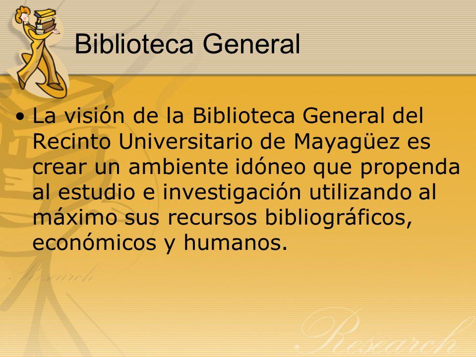 Biblioteca General