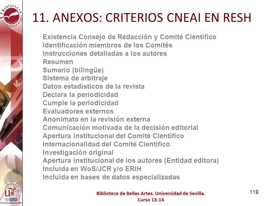 11. ANEXOS: CRITERIOS CNEAI EN RESH