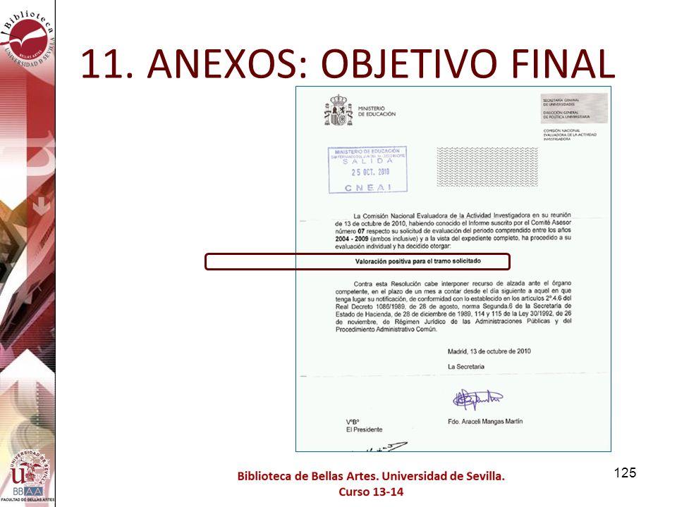 11. ANEXOS: OBJETIVO FINAL