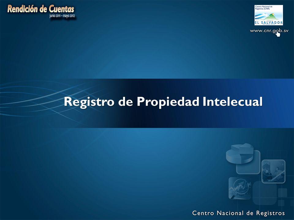 Registro de Propiedad Intelecual