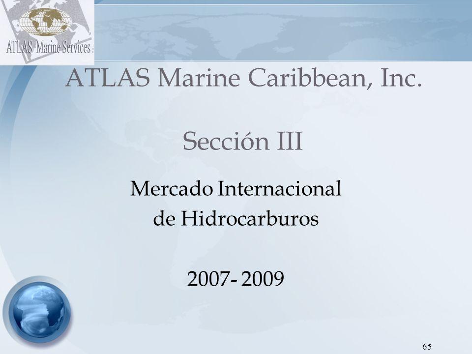 ATLAS Marine Caribbean, Inc. Sección III