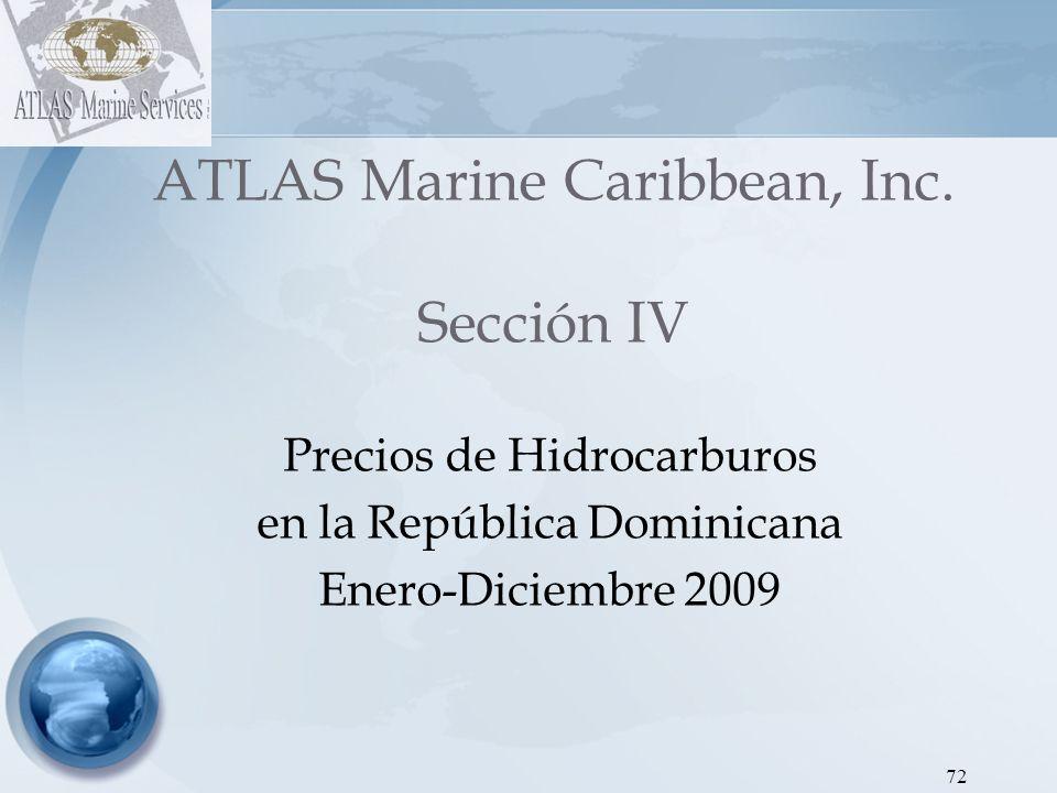 ATLAS Marine Caribbean, Inc. Sección IV