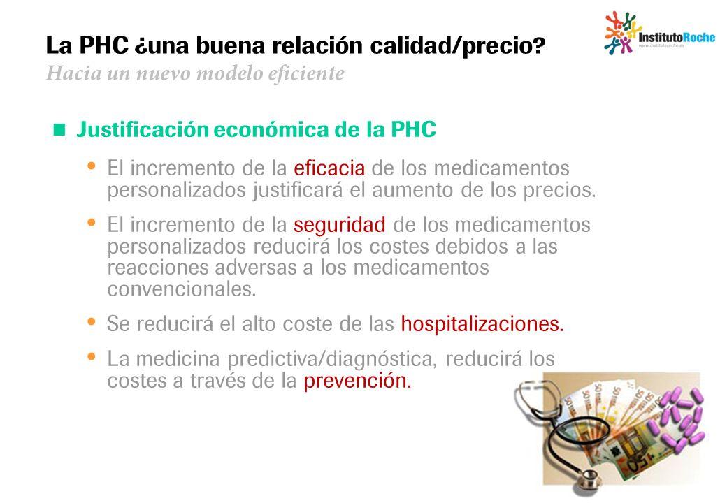 La PHC ¿una buena relación calidad/precio