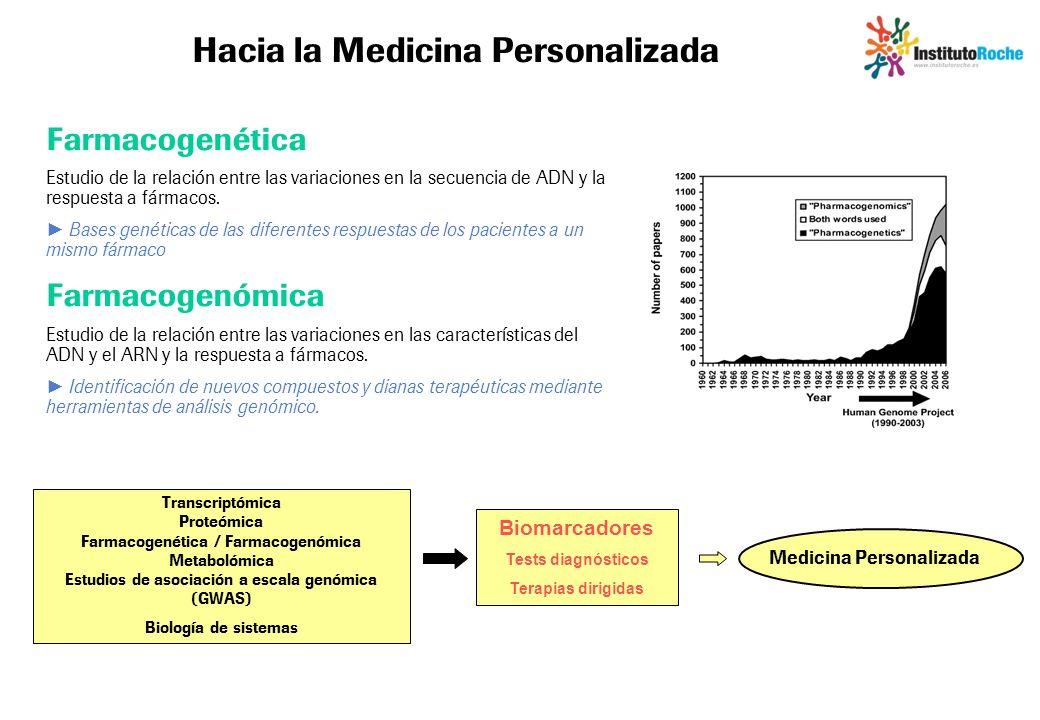 Hacia la Medicina Personalizada