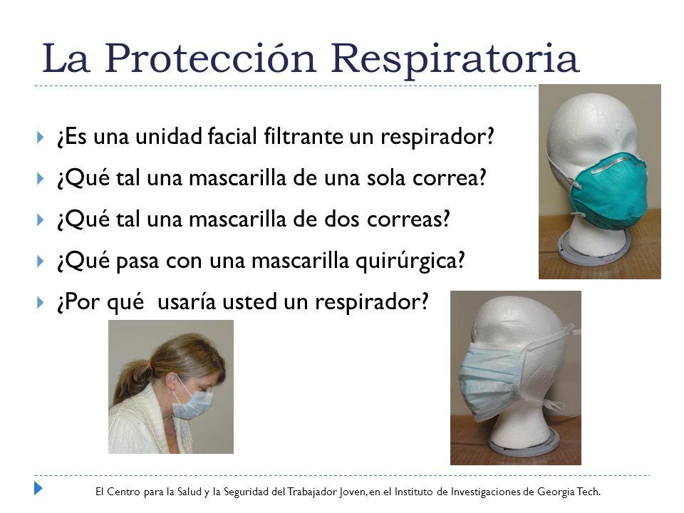 La Protección Respiratoria
