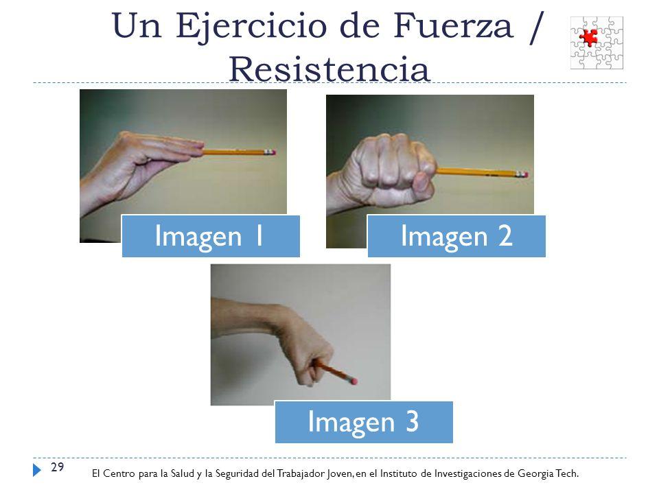 Un Ejercicio de Fuerza / Resistencia