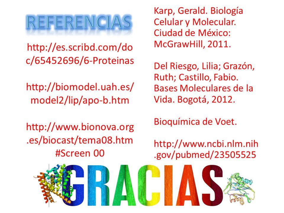 Karp, Gerald. Biología Celular y Molecular